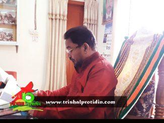 মেয়র আলহাজ্ব এবিএম আনিছুজ্জামান আনিছ